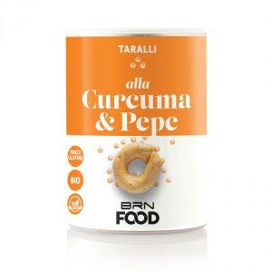Taralli Curcuma e Pepe