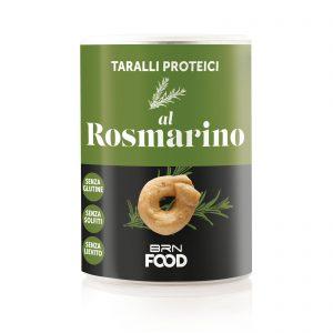 Taralli Proteici al Rosmarino