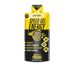 Speed Gel Energy Limone