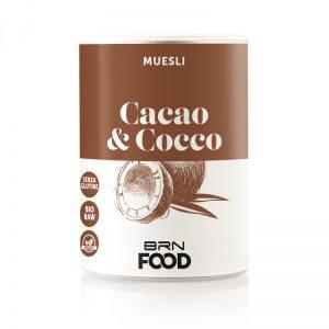 Muesli Cacao e Cocco