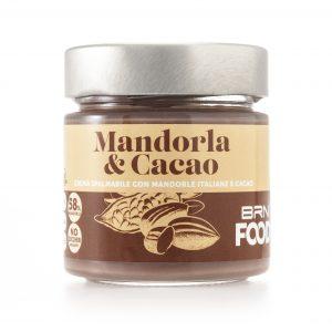Crema Spalmabile Mandorla e Cacao