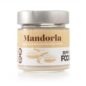 Crema Spalmabile Mandorla
