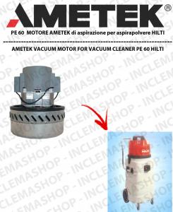 PE 60 Ametek Saugmotor für Staubsauger HILTI