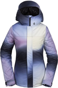 Giacca Snowboard Volcom W Bolt Purple
