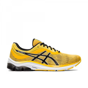 Asics Gel-Pulse 11 Saffron Black da Uomo