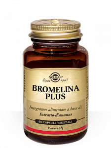 Bromelina Plus 60 cps