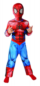 Rubie's Costume Ultimate Spiderman per Bambini, L