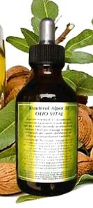 Olio Vital - Krauterol Alpen - 32 erbe e spezie 100 ml