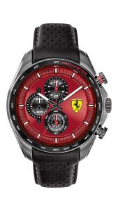 Scuderia Ferrari Orologio Analogico Quarzo Uomo