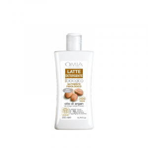 Latte Detergente Argan 200 ml Omia