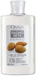 Bagno Seta Mandorla 400 ml Omia