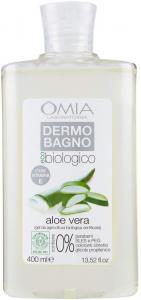 Dermo Bagno Aloe Vera Omia 400 ml