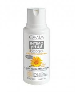 Intimo calendula ph 4,5 omia 250ml