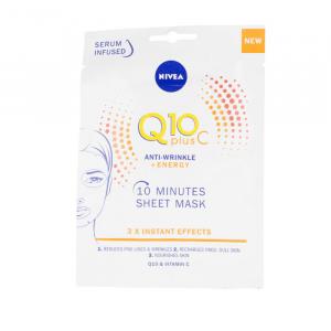 Nivea Q10+Vitamin C Anti Wrinkle Energizing Face Mask