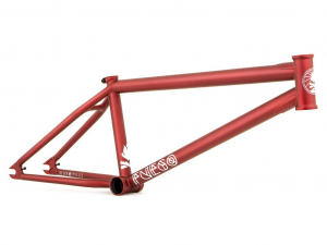 Fuego V7 2019 Telaio Flybikes | Colore Red