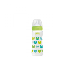 Chicco Green Bottle 330ml