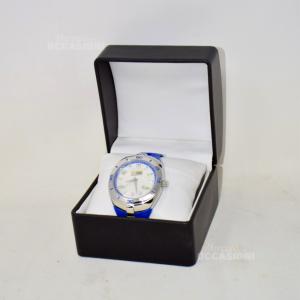 Orologio Carmix Cinturino Blu