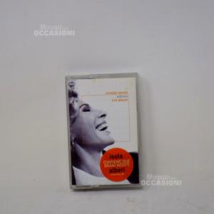 Audiocassetta Ornella Vanoni ...adesso Live Album