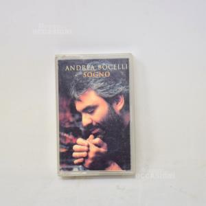 Audiocassetta Andrea Bocelli Sogno