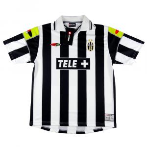2000-01 Juventus  Maglia Home L *Nuova