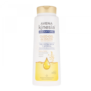 Avena Kinsesia Avenatopic Shower Oleo Gel 600ml