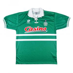 1994-95 Saint Etienne Maglia Home #4  XL (Top)