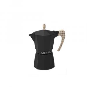 Gat Caffettiera Fashion Nero 3  Tazze