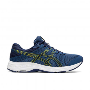 Asics Gel-Contend 6 Grand Shark Vibrant Yellow da Uomo