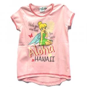 T-shirt rosa TRILLY a manica corta bambina - 4 anni