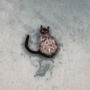SPILLA SIAMESE CAT
