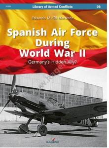 SPANISH AIR FORCE DURING WORLD WAR II
