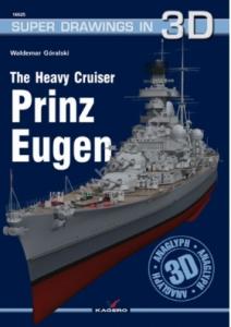 The Heavy Cruiser Prinz Eugen
