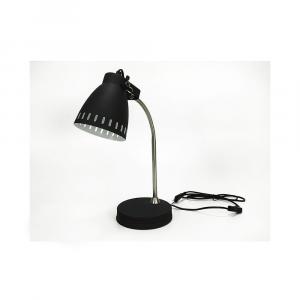 Gt Lampada da scrivania Nera in Metallo