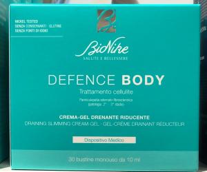 Bionike Defence Body trattamento cellulite 30 bustine