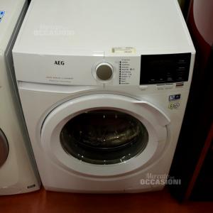 Lavatrice AEG L6FE7441GM 6000 + 6 Mesi Di Garanzia