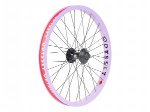 Hazard Lite Ruota Anteriore Completa Bmx odyssey | Colore Purple
