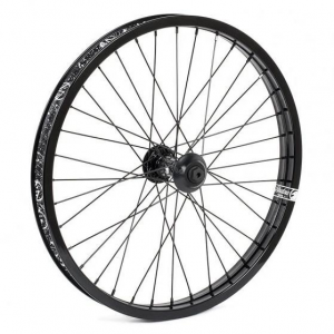 Symbol Ruota Anteriore Completa Bmx The Shadow Conspiray | Colore Black