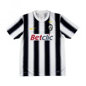 2011-12 Juventus Maglia Home M (Top)