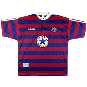 1995-96 Newcastle Maglia AWAY XL (Top)