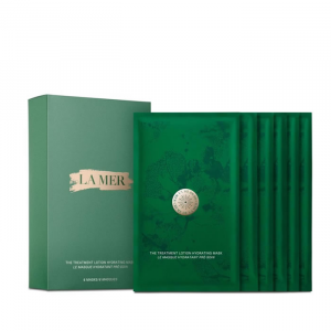 La Mer The Treatment Lotion Hydrating Mask Pack 6x