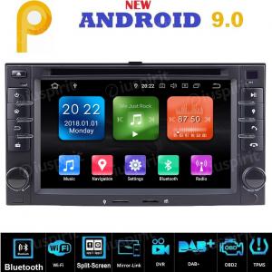ANDROID 9.0 autoradio 2 DIN navigatore Kia  GPS DVD USB SD WI-FI Bluetooth Mirrorlink