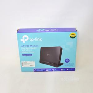 Modem Router Tp-link Ac100 Wireless (con Garanzia12-01-19)