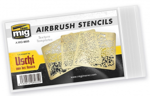 AIRBRUSH STENCILS