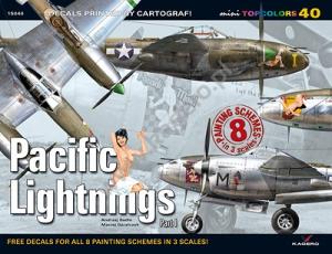 P-38 LIGHTNINGS PACIFIC