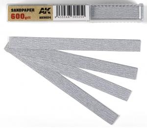 SANDPAPER GRAIN 600 (DRY)