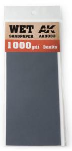 WET SANDPAPER 1000