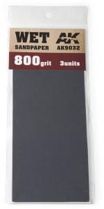 WET SANDPAPER 800