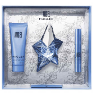 Mugler Angel Eau De Perfume Spray 25ml Set 3 Parti 2019