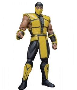 Mortal Kombat Action Figure 1/12: SCORPION by Storm Collectibles
