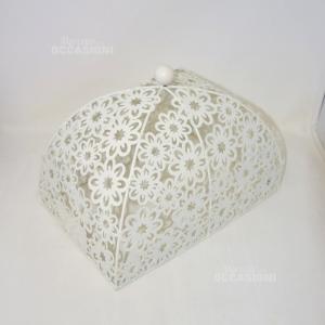 Copri Pane Bianco In Alluminio